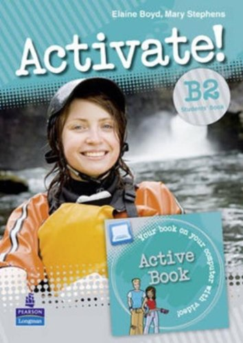 Activate! B2 Students' Book and Active Book Pack By Elaine Boyd