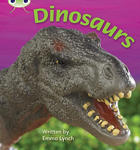 Bug Club Phonics Bug Non-fiction Set 26 Dinosaurs by Lynch, Emma Paperback Book