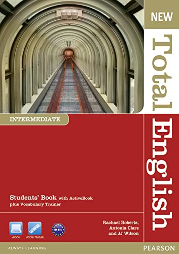 New Total English Intermediate Students' Book with Active Book Pack By Rachael Roberts