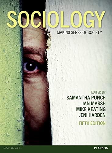 Sociology By Samantha Punch