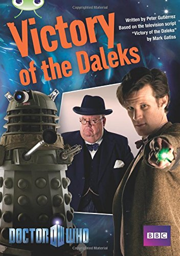 Victory of the Daleks (BUG CLUB) By Kathleen Scheiner