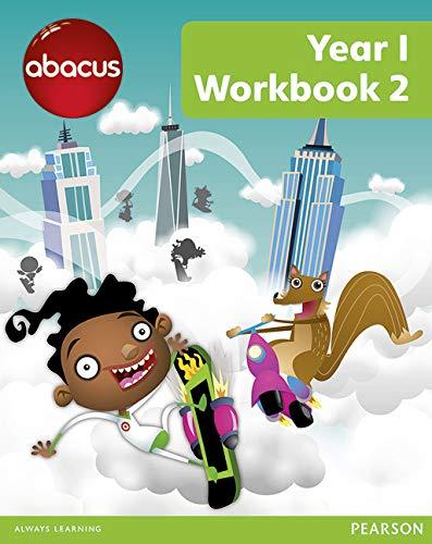 Abacus Year 1 Workbook 2 von Ruth Merttens, BA, MED