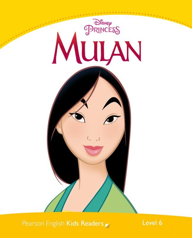 Level 6: Disney Princess Mulan By Paul Shipton