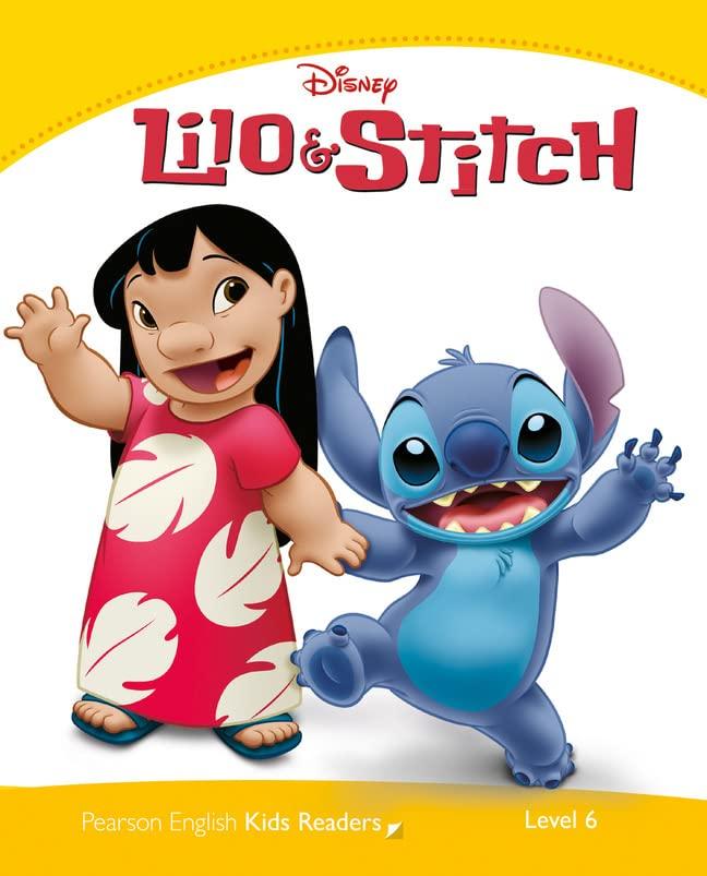 Level 6: Lilo + Stitch by Paul Shipton