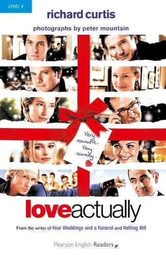 Level 4: Love Actually Book and MP3 Pack By Richard Curtis
