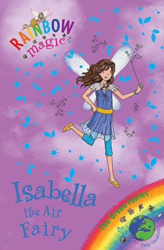 Isabella the Air Fairy by Daisy Meadows