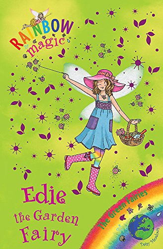 Edie the Garden Fairy by Daisy Meadows