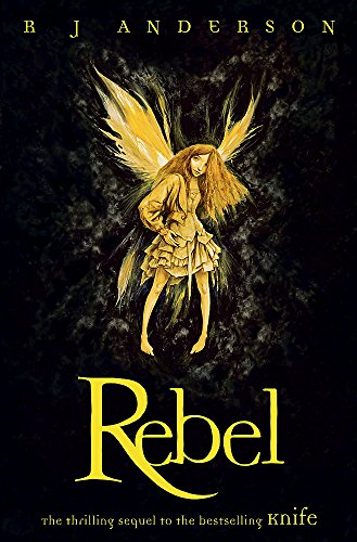 Rebel by R. J. Anderson