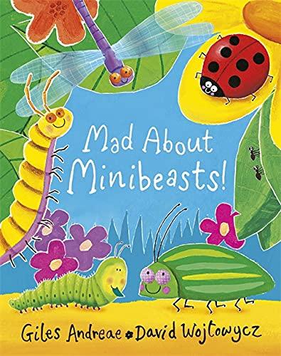 Mad About Minibeasts! By David Wojtowycz