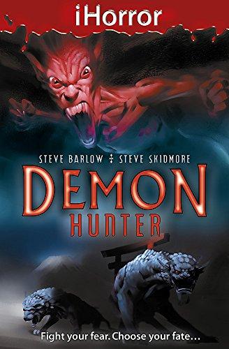 iHorror: Demon Hunter By Steve Skidmore