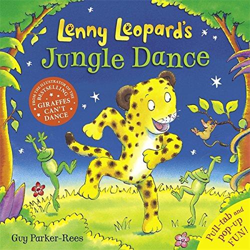 Lenny Leopard's Jungle Dance By Hachette Children's Group