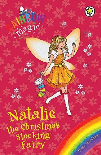 Rainbow Magic: Natalie the Christmas Stocking Fairy By Daisy Meadows