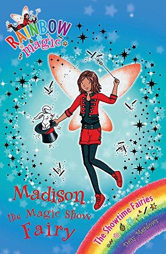 Madison the Magic Show Fairy by Daisy Meadows