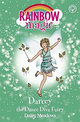 Darcey the Dance Diva Fairy by Daisy Meadows
