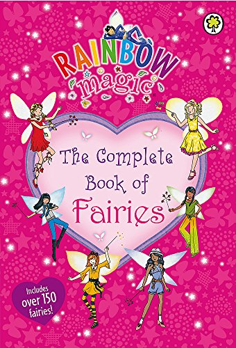 Rainbow Magic: The Complete Book of Fairies by Daisy Meadows