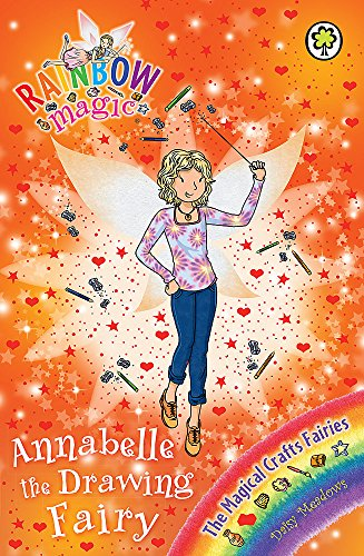 Anabelle the Drawing Fairy by Daisy Meadows