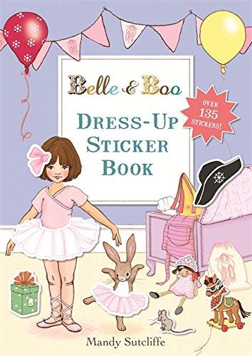Belle & Boo: Dress-Up Sticker Book von Mandy Sutcliffe