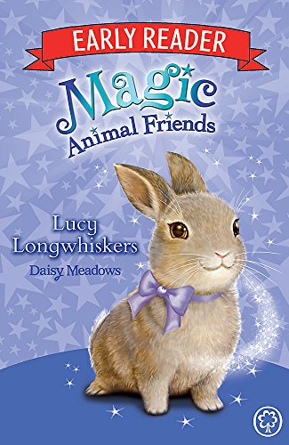Magic Animal Friends Early Reader: Lucy Longwhiskers By Daisy Meadows