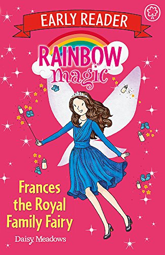 Frances the Royal Family Fairy By Daisy Meadows