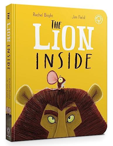 The Lion Inside Board Book von Rachel Bright