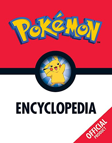 The Pokémon Encyclopedia, Official By Pokemon