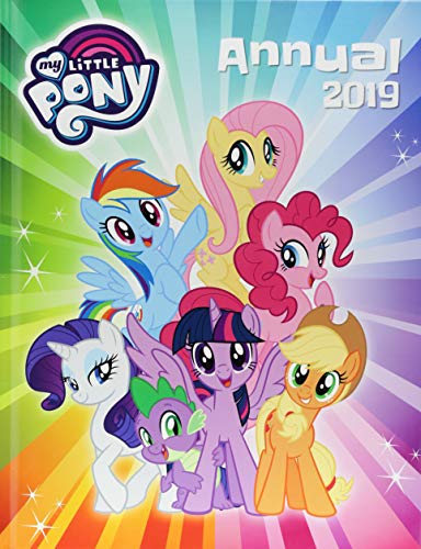 My Little Pony: My Little Pony Annual 2019 By My Little Pony