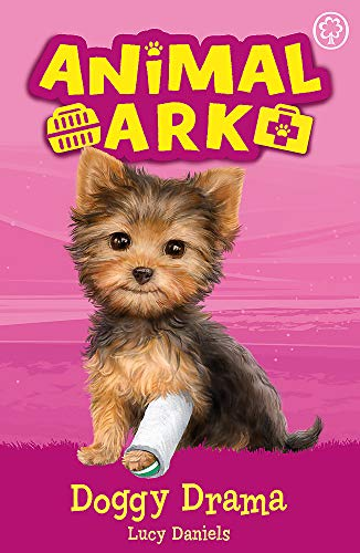 Animal Ark, New 5: Doggy Drama By Lucy Daniels