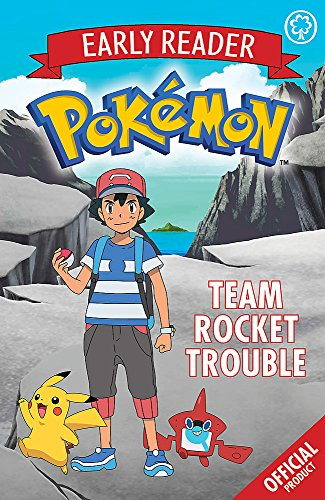 The Official Pokemon Early Reader: Team Rocket Trouble By Pokemon