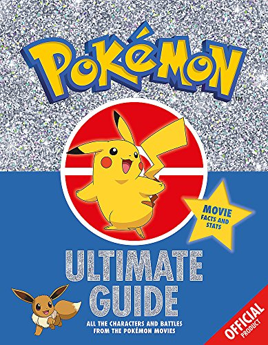 The Official Pokemon Ultimate Guide By Pokemon