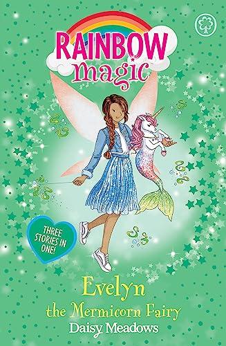 Evelyn the Mermicorn Fairy By Daisy Meadows
