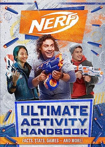 Nerf Ultimate Activity Handbook von Hasbro UK