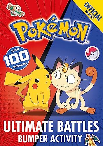 Pokemon Ultimate Battles Bumper Activity By The Pokemon Company International