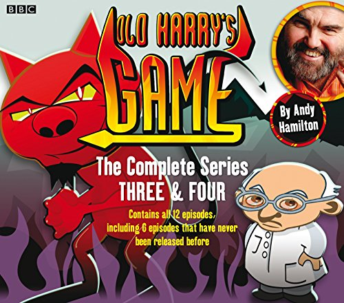 Old Harry's Game: The Complete Series Three & Four by Andy Hamilton