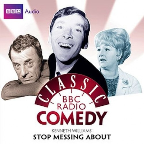 Kenneth Williams' Stop Messing About By Myles Rudge