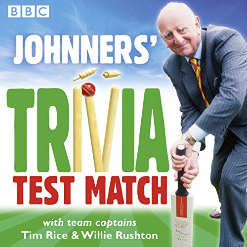 Johnners' Trivia Test Match By Brian Johnston