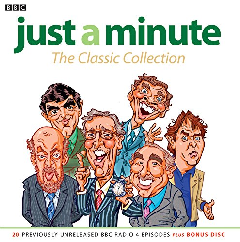 Just A Minute: The Classic Collection By BBC