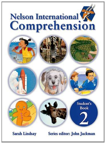 Nelson Comprehension International Student's Book 2 By Wendy Wren