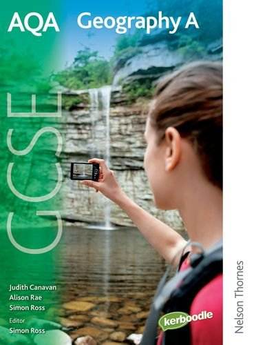 AQA GCSE Geography A: Student Book by Simon Ross