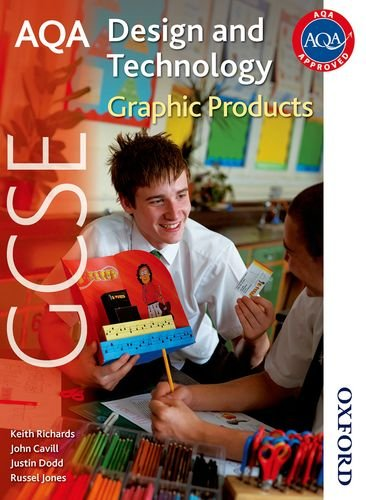 AQA GCSE Design and Technology: Graphic Products by Keith Richards