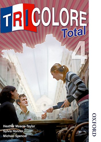 Tricolore Total 4 von H Mascie-Taylor