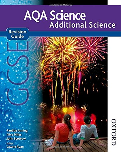 New AQA Science GCSE Additional Science Revision Guide by Lawrie Ryan