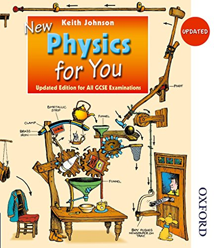 Updated New Physics for You Student Book von Keith Johnson