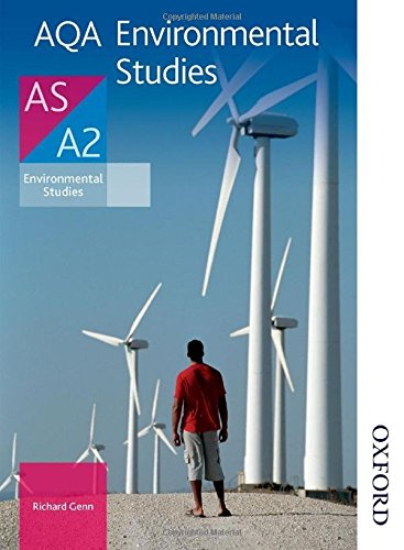 AQA Environmental Studies AS/A2 Student Book by Richard Genn