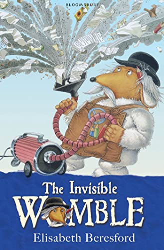 The Invisible Womble By Elisabeth Beresford