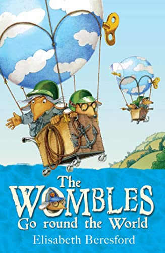 The Wombles Go round the World By Elisabeth Beresford
