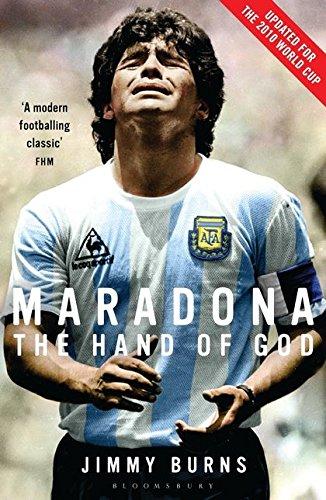 Maradona von Jimmy Burns