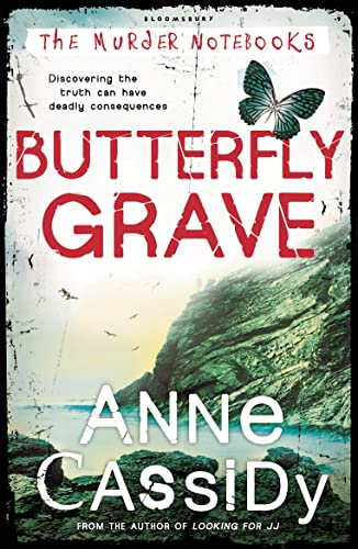 Butterfly Grave by Anne Cassidy