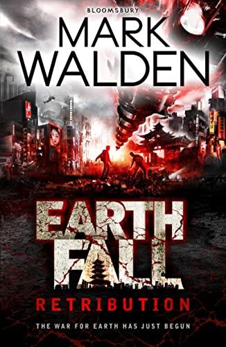 Earthfall: Retribution (Earthfall 2) By Mark Walden