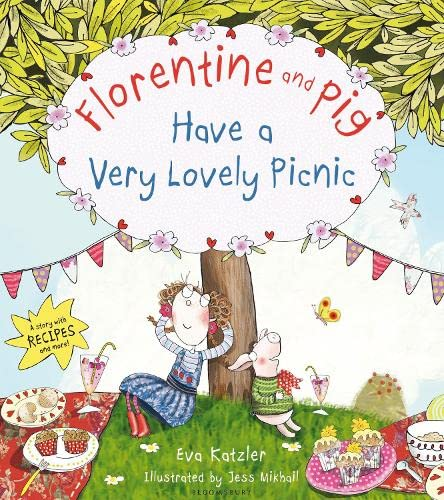 Florentine and Pig Have A Very Lovely Picnic By Jess Mikhail