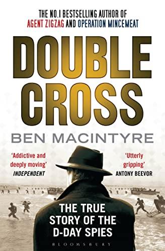 Double Cross By Ben Macintyre